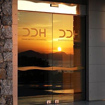 Hotel: Diamond Deluxe Hotel - FOTO 1