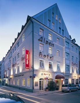 Hotel Garni Munchen Zentrum