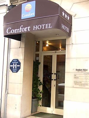 Comfort Hotel Paris Montmartre Paris 17 Me A Parigi