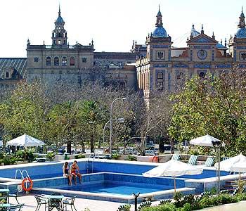 Hotel: Meliá Sevilla - FOTO 1