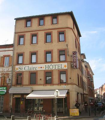 Hotel st claire in toulouse compare prices for Claires toulouse