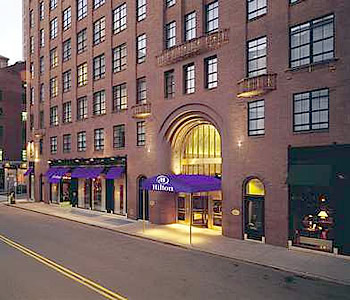 Hotel: Hilton Boston Financial District - FOTO 1