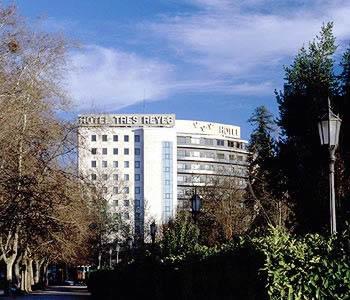 Hotel: Iruña Palace Hotel Tres Reyes - FOTO 1