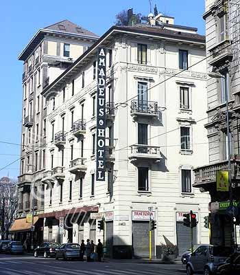 hotel amadeus a milano confronta i prezzi