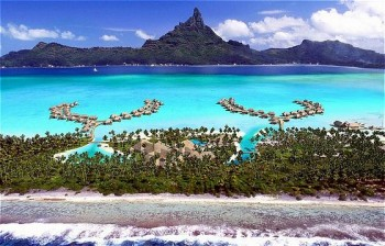 Hotel: InterContinental Bora Bora Resort & Thalasso Spa - FOTO 1