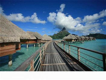 Hotel: InterContinental Bora Bora Resort & Thalasso Spa - FOTO 2