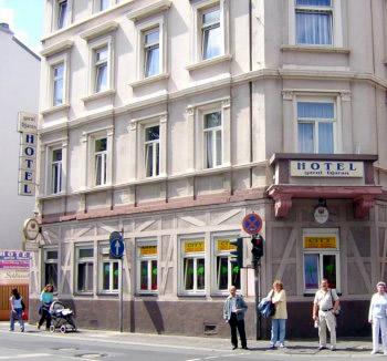 Hotel: Djaran Garni / Offenbach - FOTO 1