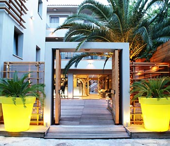 Hotel: Bourtzi - FOTO 1