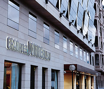 Hotel: Silken Gran Hotel Domine Bilbao - FOTO 1