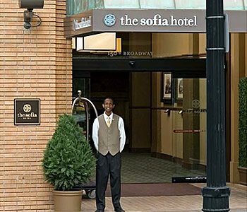 Hotel: The Sofia Hotel - FOTO 1