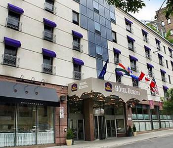Hotel: Best Western Hotel Europa Downtown - FOTO 1