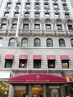 hotel hotel stanford new york preise vergleichen. Black Bedroom Furniture Sets. Home Design Ideas