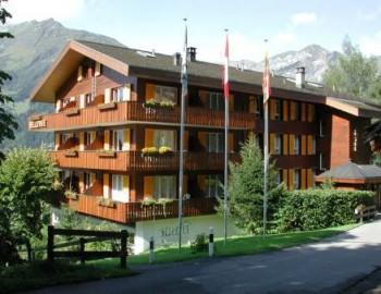Hotel: Bellevue-Wengen - FOTO 1