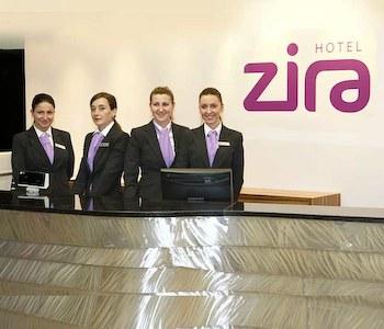 Hotel: Zira Hotel Belgrade - FOTO 2