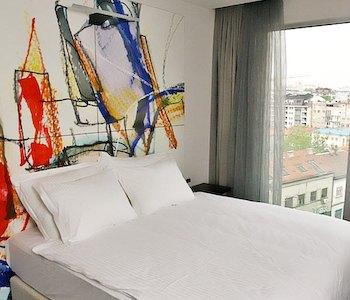 Hotel: Zira Hotel Belgrade - FOTO 4