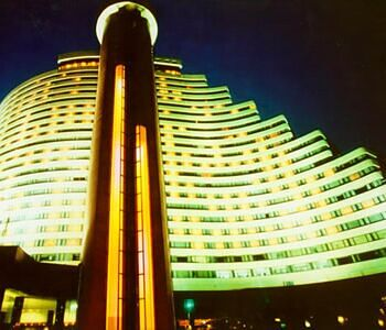 Hotel: Hua Ting Hotel & Towers - FOTO 1