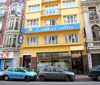 comfort hotel op ra lille centre lille comparaison les prix. Black Bedroom Furniture Sets. Home Design Ideas
