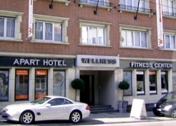 Wellness apart hotel a bruxelles confronta i prezzi for Appart hotel vendome