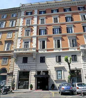 Hotel oxford in rome compare prices for Hotel ercoli roma
