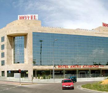 hotel alcobendas madrid: