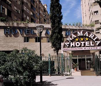 H tel ana mar a grenade comparaison les prix for Hotels grenade