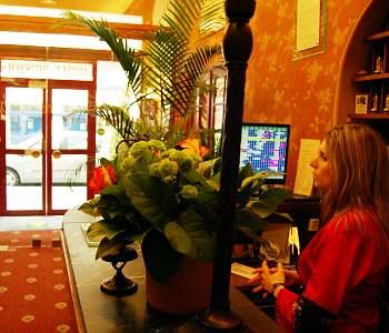 Hotel: Hôtel Bristol de Caen - FOTO 1