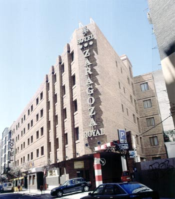 Hotel: Husa Zaragoza Royal - FOTO 1
