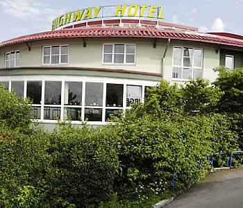 Hotel: Highway-Hotel Dasing - FOTO 1
