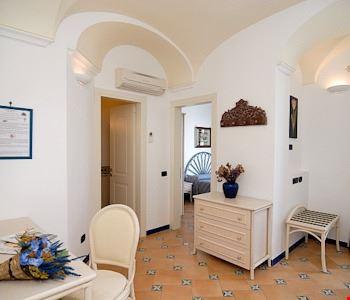 Junior suite con vista mare