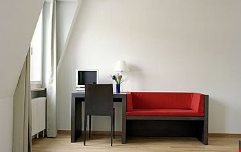 Designhotel plattenhof in zurich for Designhotel plattenhof