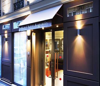 Hotel Alison Parigi