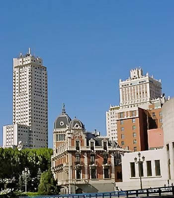 Appart lux gran via in madrid for Hotel appart madrid