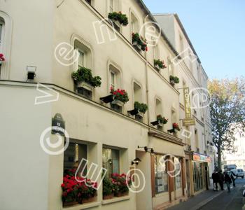 Hotel: Champerret Héliopolis - FOTO 1