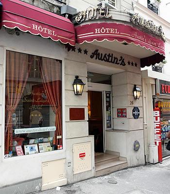 Hotel: Austin's Saint Lazare - FOTO 1