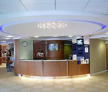 Hôtel: Express By Holiday Inn Oxford-Kassam Stadium - FOTO 2