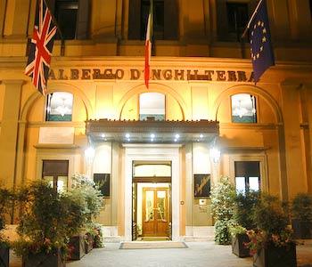 Hotel: Hotel d'Inghilterra - FOTO 1