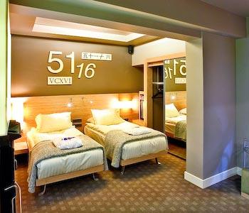 Hotel: The Peak Hotel - FOTO 4