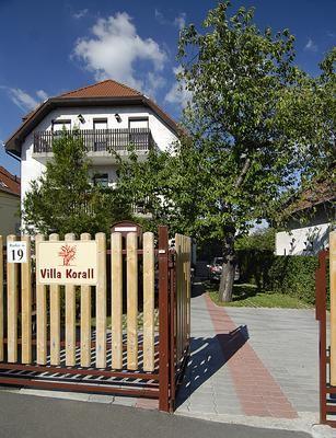 Hotel: Villa Korall Panzio - FOTO 1