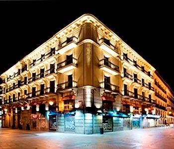 Hotel petit palace londres a madrid confronta i prezzi for Londres hotel madrid