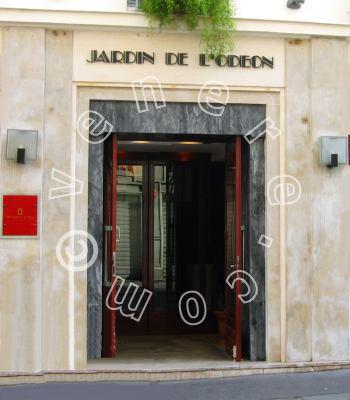 Hotel: Jardin de l'Odéon - FOTO 1