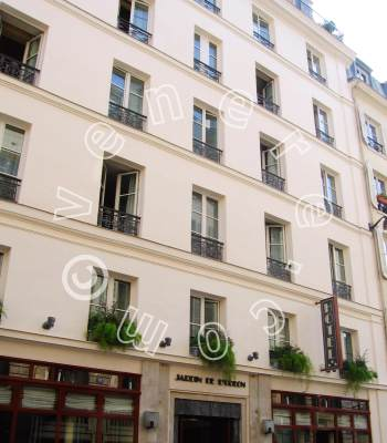Hotel: Jardin de l'Odéon - FOTO 2