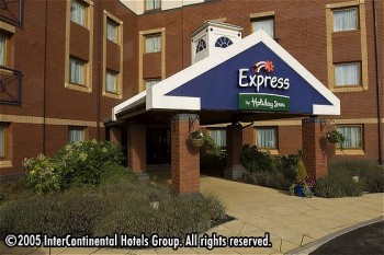 Hotel: Express by Holiday Inn Bristol-North - FOTO 1