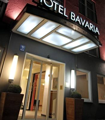 Hotel Hotel Bavaria M 252 Nchen Preise Vergleichen