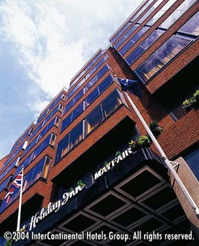 Hotel holiday inn mayfair a londra confronta i prezzi for Quartiere mayfair londra