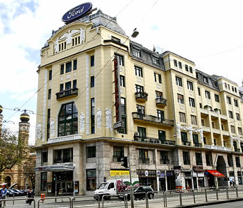 Hotel: Budapest Karoly Central - FOTO 1