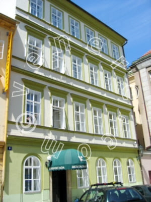 Hotel the bishop 39 s house a praga confronta i prezzi for Domus apartments prague