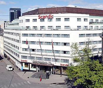 Hotel: Scandic Edderkoppen - FOTO 1