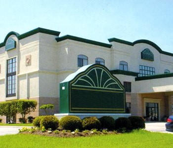 Hotel: The Clarion Inn Bush Intercontinental Airport - FOTO 1