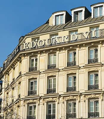 Hotel edouard vi a parigi confronta i prezzi for Hotel modigliani parigi