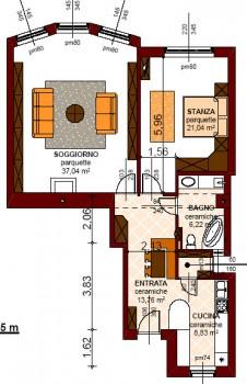 Apartment: Carreras - FOTO 1